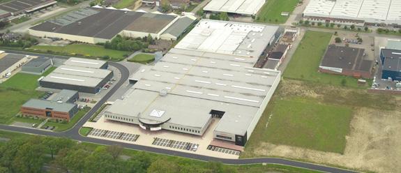 Firmengebäude in Ittervort
