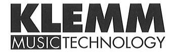 Klemm Music Technology